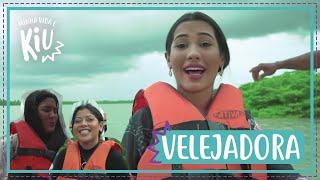 Thay coloca as irmãs no barco e sai para velejar em alto mar | #40 | Minha Vida É Kiu | Thaynara OG