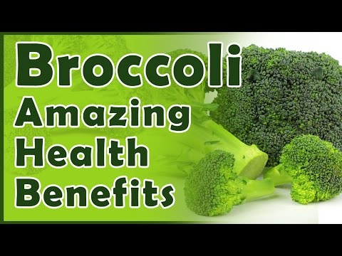 Broccoli Benefits - Amazing Health Benefits of Broccoli - Heading Broccoli, Sprouting Broccoli