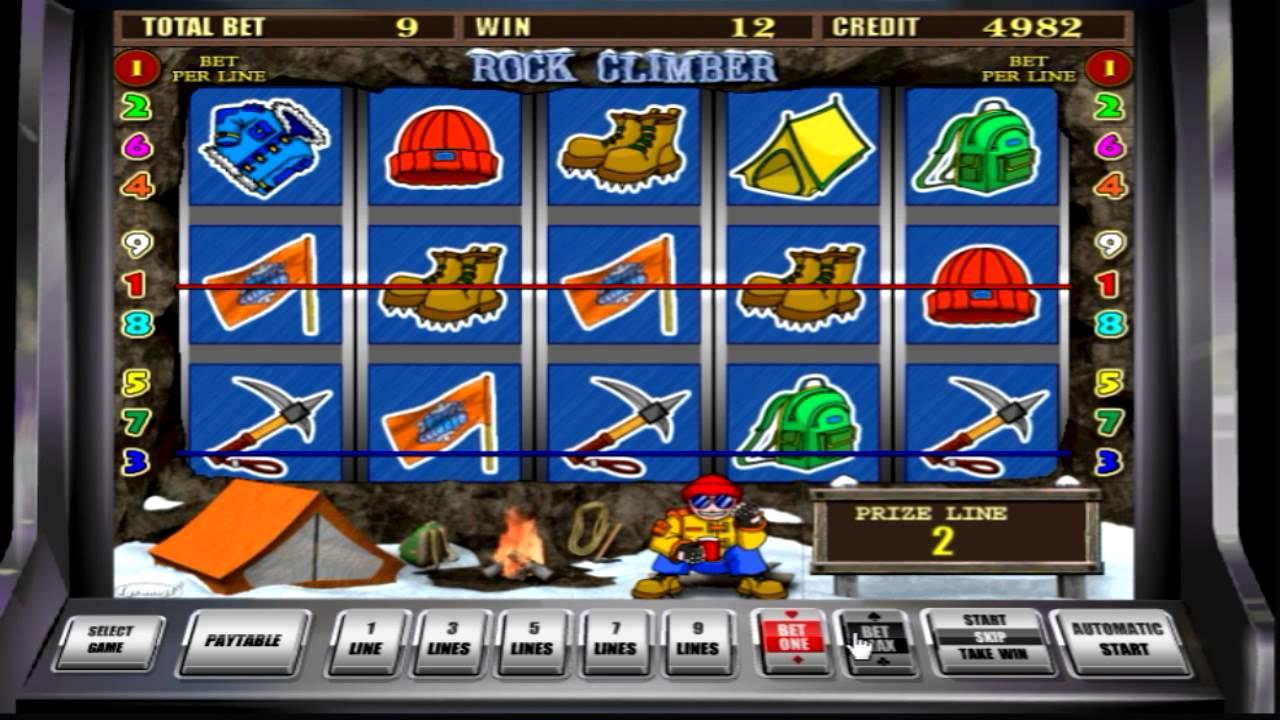 Клуб Вулкан Игровые Автоматы Азартные Игры | Как Правильно Играть в Скалолаз (Rock Climber)