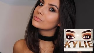 Kylie Jenner Royal Peach Palette Inspired Makeup Look | Nicole Corrales