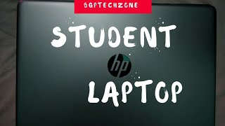 HP Laptop 15-da0070TX Review |hp 15 core i3 7th gen under 40000rs | Best laptop for student | hindi