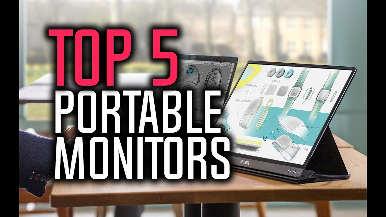 Best Portable Monitors in 2018 - Which Is The Best Portable Monitor?
