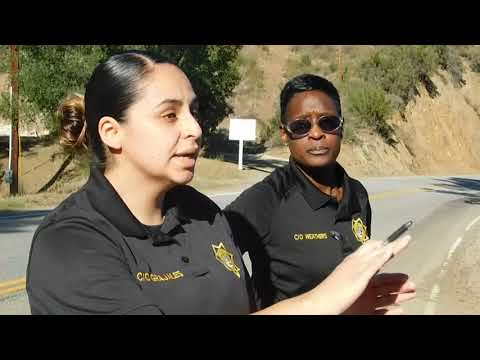Prison Camp 13  Malibu Wildland Fire Crews First Amendment Audit with News Now California