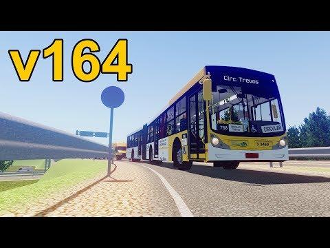 Nova versão de teste v164 do Proton Bus!