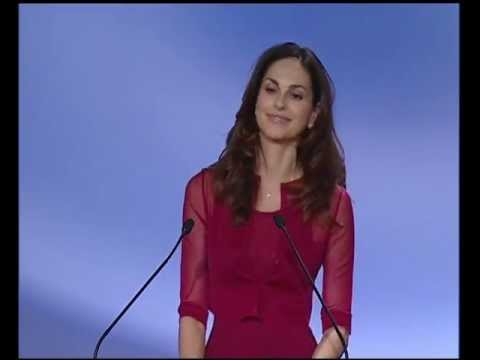 Tasha de Vasconcelos' Speech at the International Women's Day ...
