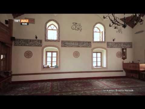 Ferhat Paşa Camii, Osmanlı Cami Stilini Yansıtır - Teşani - İstikamet Bosna Hersek - TRT Avaz