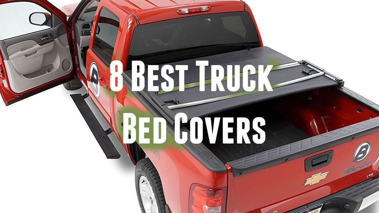 8 best truck bed covers 2016 - youtube