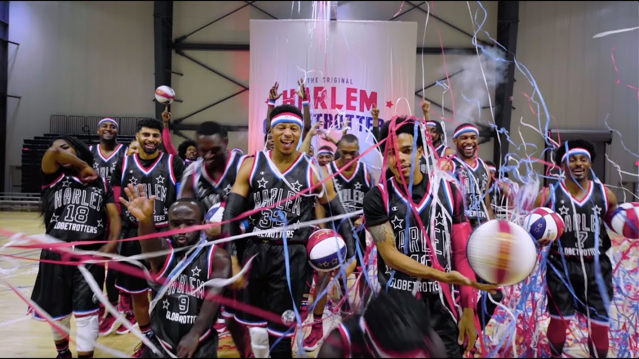 No Edits! Epic One Take Video | Harlem Globetrotters
