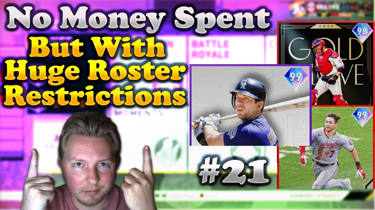 Stub Stipend #21 - Getting Cheesed By A CAP Reliever [MLB The Show 20 No Money Spent]