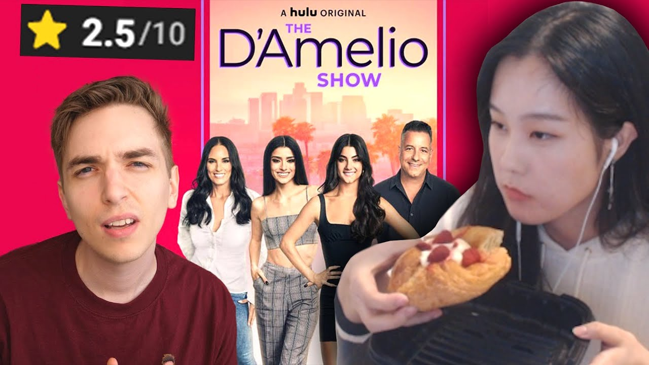 39daph reacts to The D'amelio Show confuses me by Drew Gooden   daph reacts