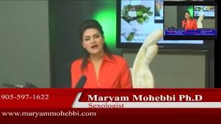 Maryam Mohebbi  بزرگ کردن آلت جنسی مرد