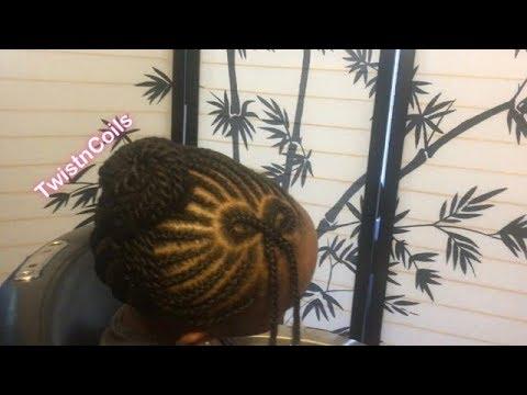 ♡-tnc---48-♡-how-to-do-a-ribbon-braid?