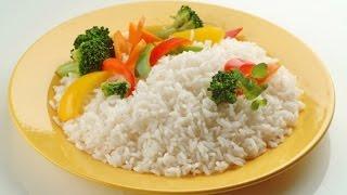 Домашние видео рецепты - рассыпчатый рис в мультиварке