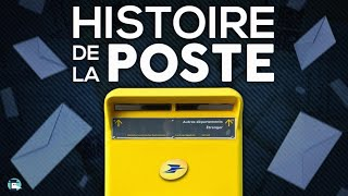The surprising history of postal service !