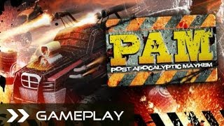 "Post Apocalyptic Mayhem (PAM) - ""Coldwar Beach"" Gameplay (PC) HD 1080p"