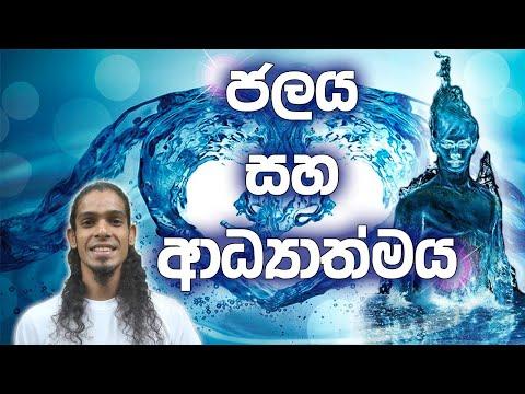 අපියි ජලයයි අතරෙ තියෙන සම්බන්ධය මොනවගේද? ( What is the connection between water and humans?)