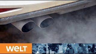 GRENZWERTE EGAL: Gesetzesänderung soll Diesel-Fahrverbot verhindern