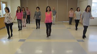 Keeping My Cool - Line Dance (Dance & Teach)