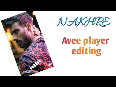 Avee Player New Video ||GP OFFICIAL EDITING