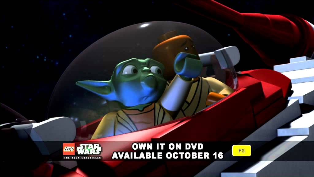 Lego Star Wars The Yoda Chronicles Episode 3 Attack Of The