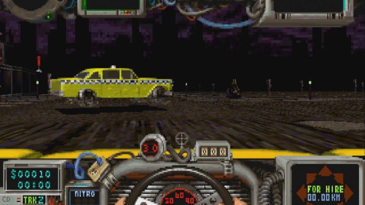 Taxi Hard