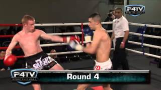 Smash Muaythai 3 Josh Williamson v Luke Davis