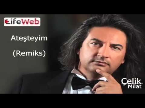 Çelik   Ateşteyim Remiks 2012   YouTube