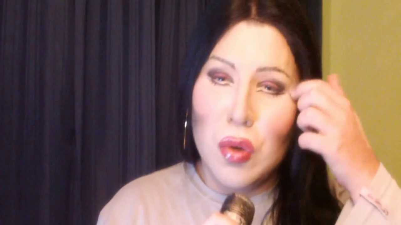 Makeup Tutorial Transformation Cher Youtube