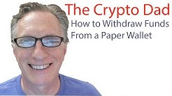 How to Withdraw Funds from a Paper Wallet
