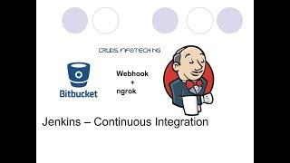 BitBucket Jenkins Continuous Integration - Webhook & ngrok