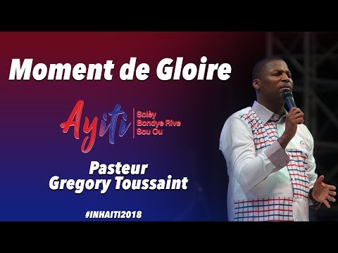 INHAITI | Pasteur Gregory Toussaint | Mwen we Bondye sou twon ki pi wo