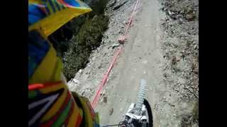 Mammoth Kamikaze Bike Games: PRO GRT USGP DownHill category 3 18 and under