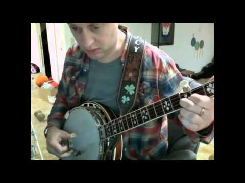 How to play Gravity Rides Everything on banjo - Modest Mouse (Iron ...