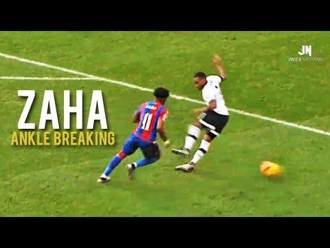 Wilfried Zaha ● Ankle Breaking Skills ● Crystal Palace