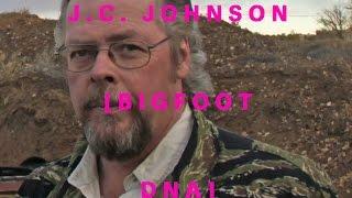 [Emc=Q] #015 - J.C. JOHNSON: Bigfoot DNA Confirmed [Crypto-Hunter]