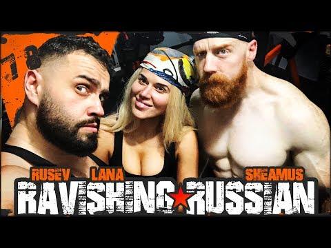 Lana Ravishing Russian | Ep.78 Back & Abs Workout