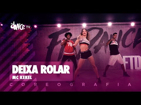 Deixa Rolar - Mc Kekel   FitDance TV (Coreografia) Dance Video