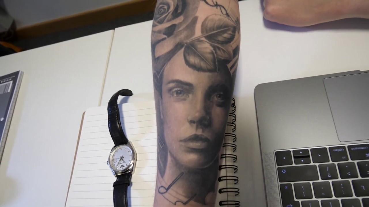He Got A Cara Delevingne Tattoo The Entrepreneur Vlog Week 38