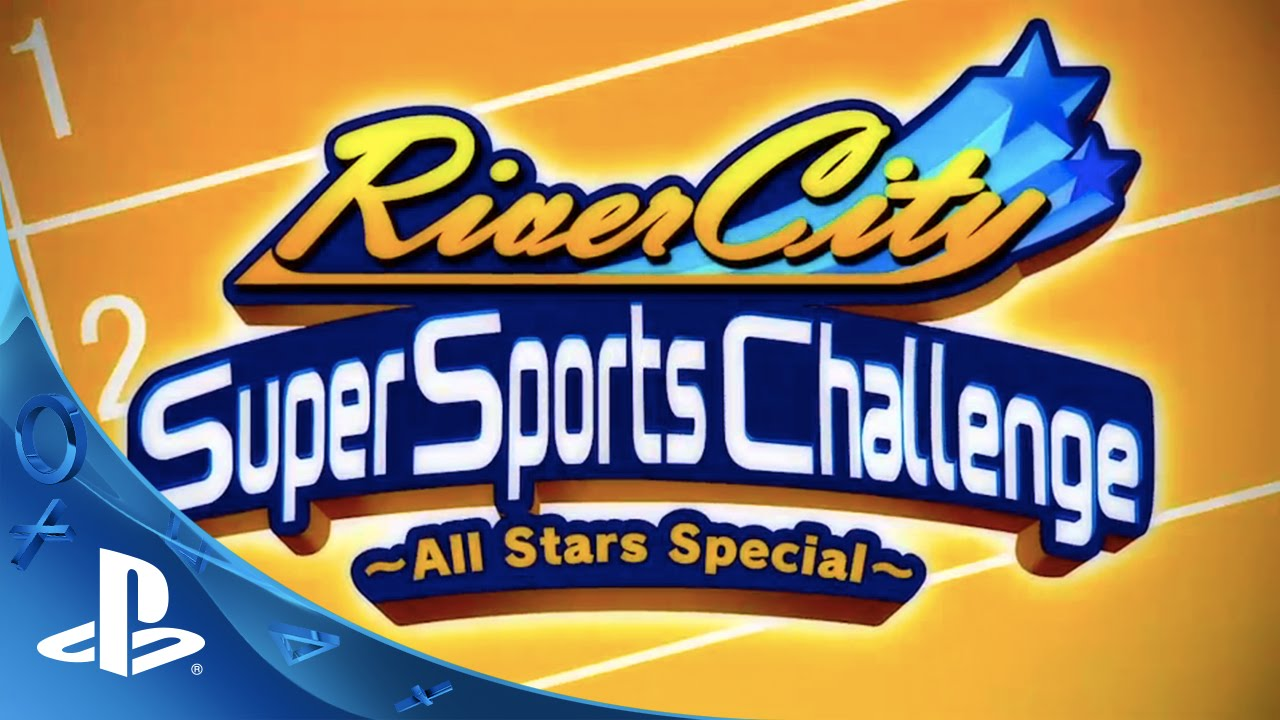 River City Super Sports Challenge - All Stars Special   PS3