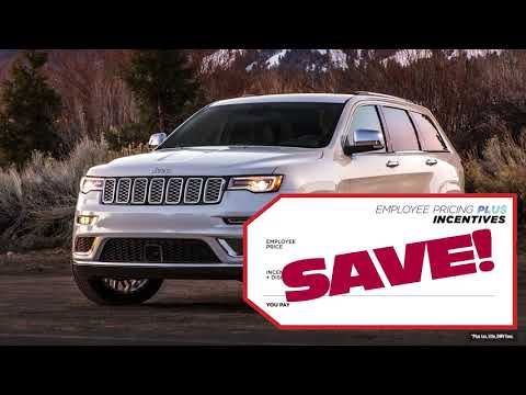 Employee Pricing PLUS - Goldstein Chrysler Dodge Jeep RAM - Latham NY