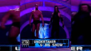 "WWE: Undertaker & Big Show Theme ""Unholy Alliance"""