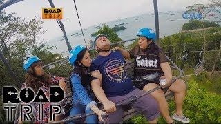 Road Trip: Betong's fear of heights