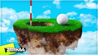 THE SKY GOLF COURSE! (Golf It)