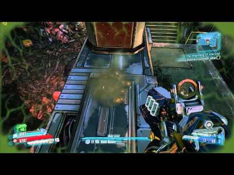 Borderlands The Pre-Sequel: Trouble With Space Hurps: Lazlos Echo's