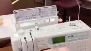Компьютерная швейная машина Janome MC 6600 P(, 2014-06-25T10:48:25.000Z)