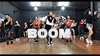BOOM(Remix) ft. Gucci Mane (Dance Cover) | JaneKim Choreography