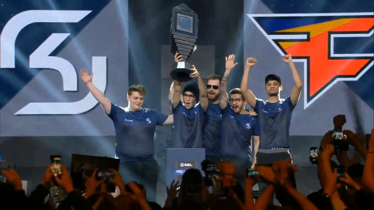 SK-gaming champion 3:1 vs FaZe Clan ???? ESL Pro League S6 CAMPEÃ champions Grand Final #CyberWins
