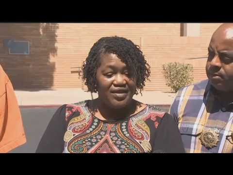 RAW VIDEO: Civil rights activist lays out plan for protest against alleged police brutality