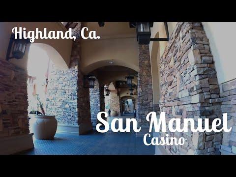 San Manuel Casino - Highland, CA 2018 - TRAVEL VLOG