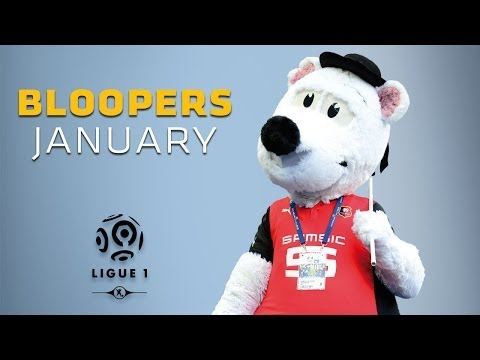 Bloopers january - ligue 1 / 2013-2014
